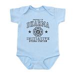 Dharma Hydra Station Infant Bodysuit