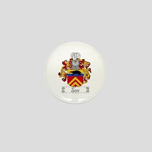 Tasso Family Crest Mini Button
