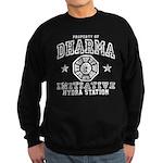 Dharma Hydra Station Sweatshirt (dark)
