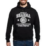 Dharma Hydra Station Hoodie (dark)
