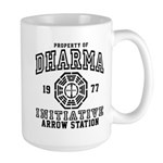 Dharma Arrow Station Large Mug