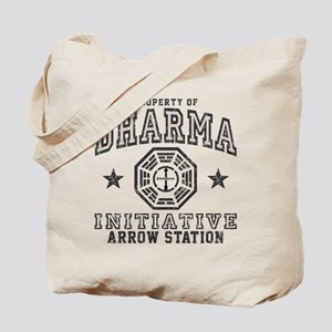Dharma Arrow Station Tote Bag