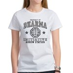 Dharma Arrow Station Women's T-Shirt