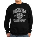 Dharma Arrow Station Sweatshirt (dark)