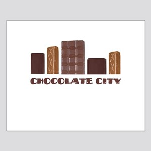 Chocolate City Small Poster
