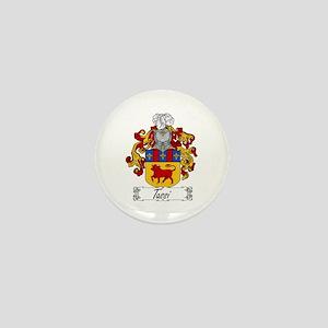 Tassi Family Crest Mini Button
