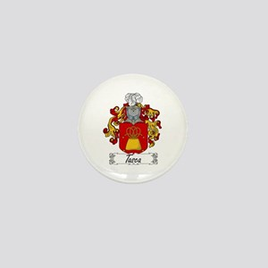 Tasca Coat of Arms Mini Button