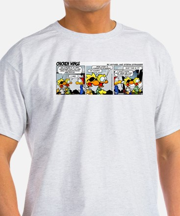 0213 - Concentrate and focus T-Shirt