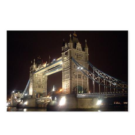 Tower Bridge Postcards (8)
