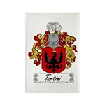 Tartini Coat of Arms Rectangle Magnet