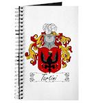 Tartini Coat of Arms Journal
