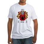 Tartini Coat of Arms Fitted T-Shirt