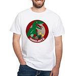 Dino-mite White T-Shirt