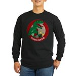 Dino-mite Long Sleeve Dark T-Shirt