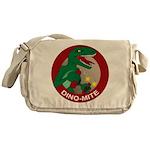 Dino-mite Messenger Bag