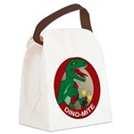 Dino-mite Canvas Lunch Bag