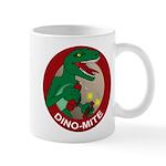 Dino-mite 11 oz Ceramic Mug