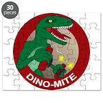 Dino-mite Puzzle