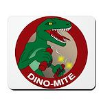 Dino-mite Mousepad