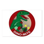 Dino-mite Postcards (Package of 8)