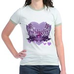 Twilight Forever by Twidaddy.com Jr. Ringer T-Shir