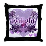 Twilight Forever by Twidaddy.com Throw Pillow