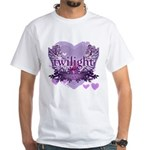 Twilight Forever by Twidaddy.com White T-Shirt