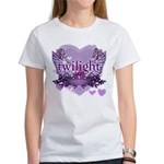 Twilight Forever by Twidaddy.com Women's T-Shirt