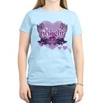 Twilight Forever by Twidaddy.com Women's Light T-S