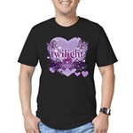 Twilight Forever by Twidaddy.com Men's Fitted T-Sh