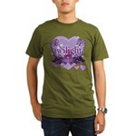 Twilight Forever by Twidaddy.com Organic Men's T-S