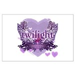 Twilight Forever by Twidaddy.com Large Poster