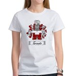Tarcento Family Crest Women's T-Shirt