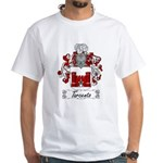 Tarcento Family Crest White T-Shirt