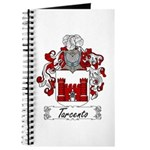 Tarcento Family Crest Journal