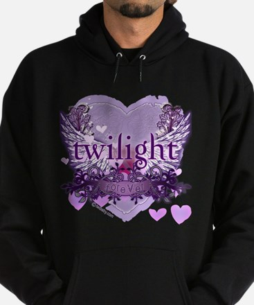 Twilight Forever by Twidaddy.com Hoodie (dark)