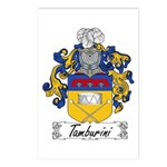 Tamburini Coat of Arms Postcards (Package of 8)