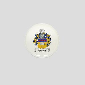 Tamburini Coat of Arms Mini Button