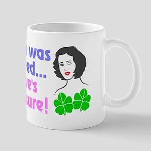 Eve's Pleasure Small 11oz Mug