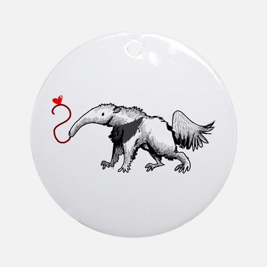 Hearteater Ornament (Round)