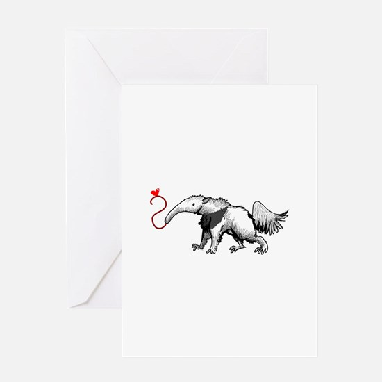 Hearteater Greeting Card