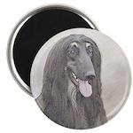 Afghan Hound Magnet