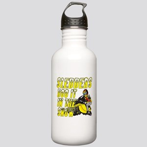 Sledders Doo Stainless Water Bottle 1.0L