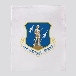 Air Guard Throw Blanket