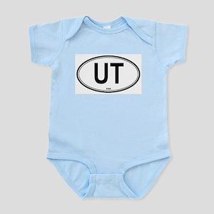 Utah (UT) euro Infant Creeper