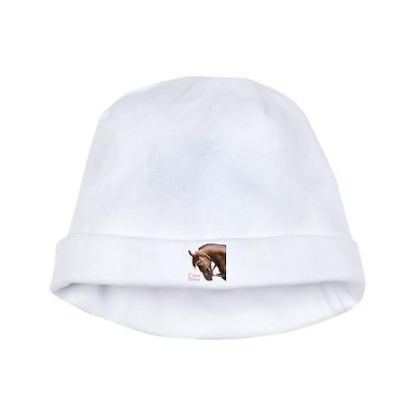 Horse baby hat