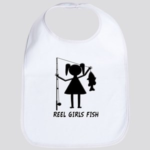 Reel Girls Fish Bib
