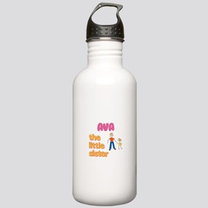 Ava - The Little Sister Stainless Water Bottle 1.0