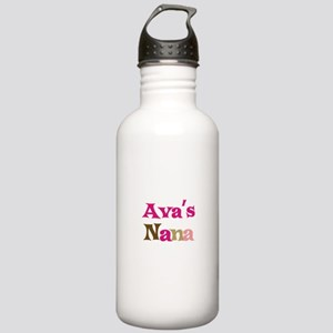 Ava's Nana Stainless Water Bottle 1.0L