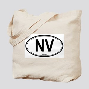 Nevada (NV) euro Tote Bag